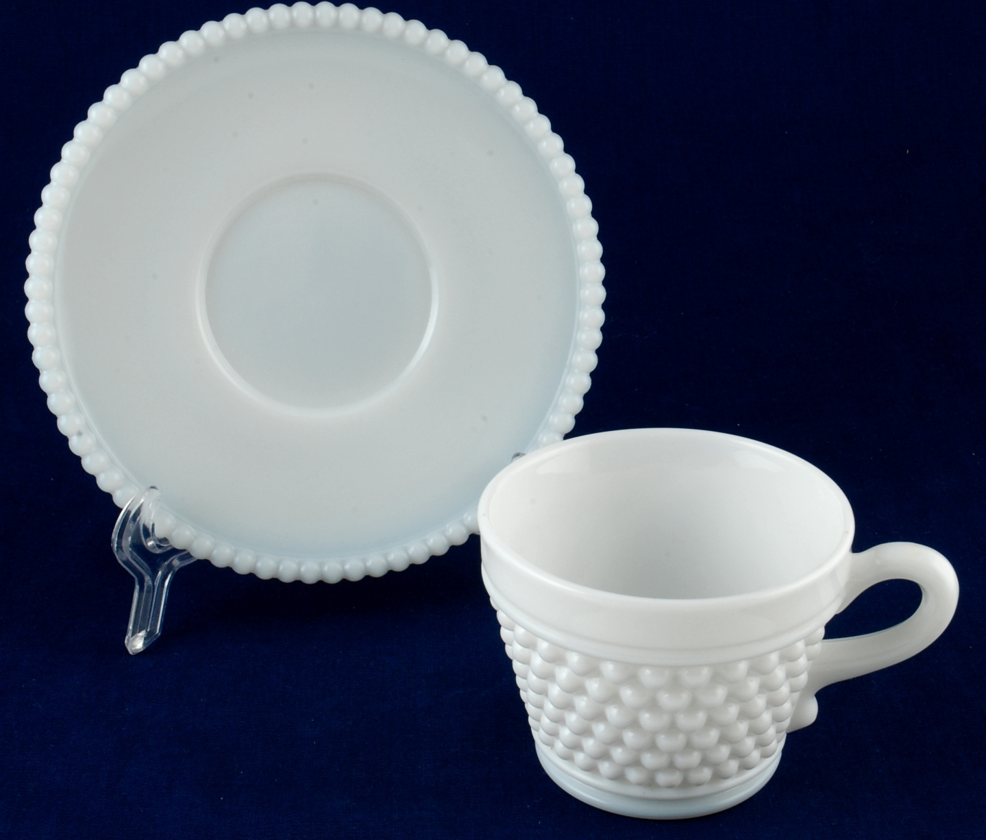 Westmoreland american hobnail milk glass cup and 50 similar items reviewsmspy