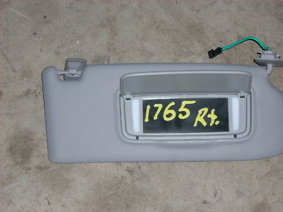 1765 right sun visor