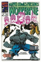 Comic Book Wolverine #59 Marvel 1990 - $0.98