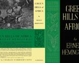 Hemingway greenhillsofafric thumb155 crop