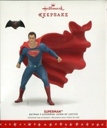 New Superman 2016 Hallmark Ornament Batman Dawn of Justice Superhero Cape - $8.90