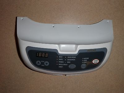 Regal Kitchen Pro Bread Machine Control Panel with PCB K6725 (#2)