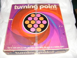 1969 Turning Point Strategy Board Game by Mattel - $45.00