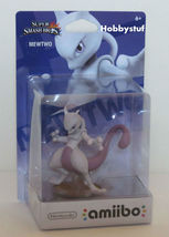 Super Smash Bros Series: Mewtwo Amiibo Figure (USA Edition) *NEW* - $19.99