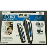 Wahl Deluxe Haircutting Kit All in One Hair Clipper Full Size Trimmer - $52.00