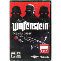 Wolfenstein: The New Order [PC Game] - $29.99