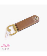 NEW Coach Lexington Leather Bottle Opener Saddl... - $38.00