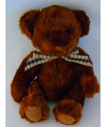 Applause Russ Berrie Classic Brown Teddy Bear  49571 Plush Toy Stuffed A... - $22.75