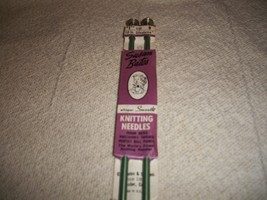 "10"" Long Susan Bates Knitting Needles Size 9 - $4.00"