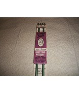 "10"" Long Susan Bates Knitting Needles Size 9 - $5.00"