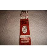 "10""  Long Susan Bates Knitting Needles Size 10 1/2 - $5.00"