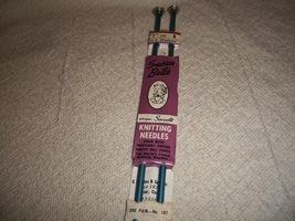 "14"" Susan Bates Knitting Needles Size 9 - $5.00"