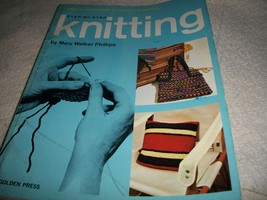 A Complete Introduction To The Craft of Knitting - $15.00