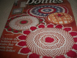 Crochet Holiday Doilies - $5.00