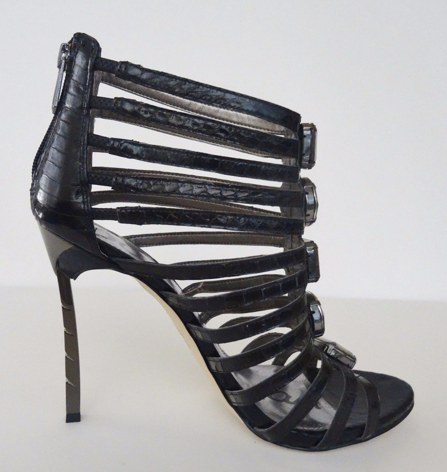 NIB Sam Sam NIB Edelman Hampton Ankle Caged Sandale and similar items c753d1
