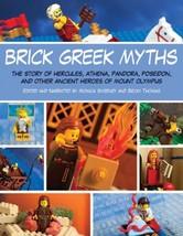 Brick Greek Myths The Stories of Heracles, Athena, Pandora, Poseidon, & ... - $15.10