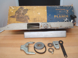 """Vintage Craftsman 2-1/2"""" Planer Attachment for Electric Skill Saws 605.2... - $79.99"""