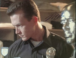 Robert Patrick Hand Signed 8x10 Photo OFFICIAL PIX COA T2 Terminator X-F... - $64.99