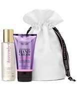 NWT Victoria's Secret HEAVENLY Mini Must-Haves Travel Set in Pouch - £20.52 GBP