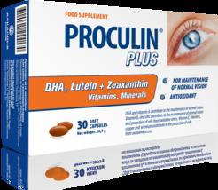 Proculin Plus eye health 30 caps - $24.75