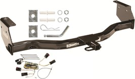 Trailer Hitch W/ Wiring Kit Fits 2004 2007 Chrysler Town & Country Draw Tite New - $162.15