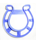 Indianapolis Colts NFL Football Sports Logo Cookie Cutter 3D Printed USA PR973 - $2.99