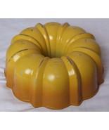 "VTG Bundt Brand Northland Aluminum Fluted Tube Ombre 10"" Cake Pan - $94.99"