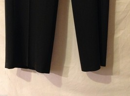 Womens black dress pants,size 6 image 4