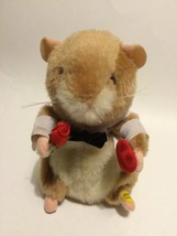 Gemmy Larry Love Hamster 2002 Sings Dances I Think I Love You Plush Version - $59.99