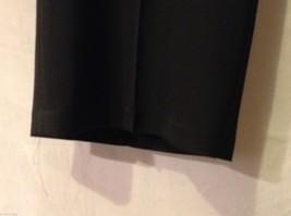 Womens black dress pants,size 6 image 5
