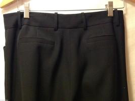 Womens black dress pants,size 6 image 6