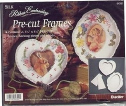 Pre-cut Frames for Silk Ribbon Embroidery - $5.90