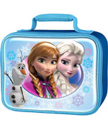 DISNEY FROZEN ANNA & ELSA Thermos® Lead-Free In... - $15.83