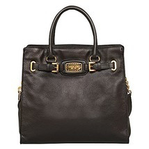 MICHAEL Michael Kors Hamilton Jewel N/S Tote in Black - $380.00