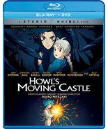 Howl's Moving Castle Studio Ghibli (Blu-ray) DVD - $18.99