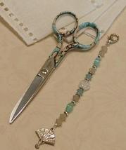 Roberta Gingher Long Scissor Fob cross stitch needlework My Big Toe Designs - $18.00