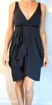 H&M Women's Chocolate Brown Dress Sleeveless Si... - $12.19