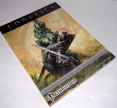 Conflict Pathfinder Roleplaying Rulebook Guide Mark Scott D&D Dungeon Dr... - $19.78