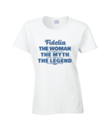Fidelia The Woman The Myth The Legend T Shirt - ₨1,218.11 INR