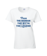 Thea The Woman The Myth The Legend T Shirt - $18.99