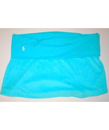 NWT Women's Ralph Lauren Terry Tatum Skirt L Aq... - $19.99