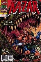 Ka-Zar (3rd Series) #20 [Comic] [Dec 01, 1998] ... - $3.91