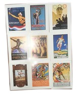 The Olympiad Poster Collection 1896 1996 Olympic Games Olympics Art Adve... - $89.09