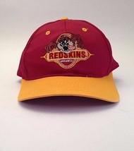 Vintage Washington Redskins TAZ Devil Cap Hat NFL Football Cap Hat Loone... - $24.18