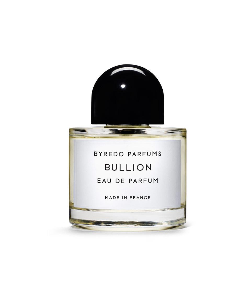 BULLION by BYREDO 5ml Travel Spray Perfume PEPPER PLUM SANDLEWOOD MUSK