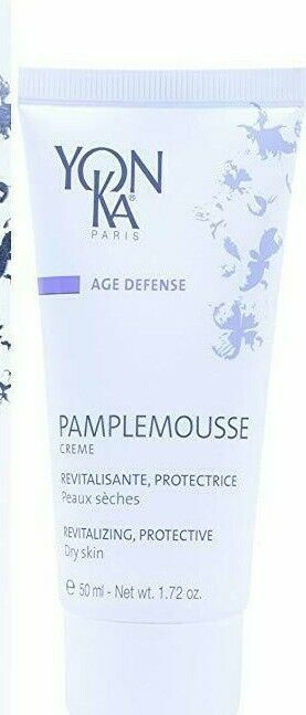 Primary image for YON-KA AGE DEFENSE PAMPLEMOUSSE PS Vitalizing Cream New in Damaged Box  4/21