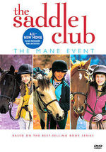 The Saddle Club - The Mane Event (DVD, 2005) - €7,07 EUR