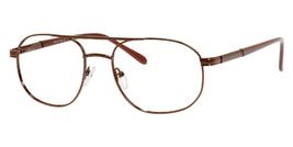 Jubilee 5903 Eyeglasses in Brown 56 mm - $43.95