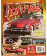 Dune Buggies and Hot VWs Magazine Vintage Special 2006 Custom Trends Rar... - $11.11