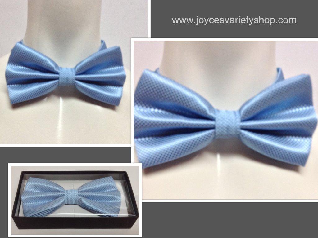 Blue tie collage